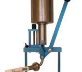 vulmachine afvulmachine handmatig