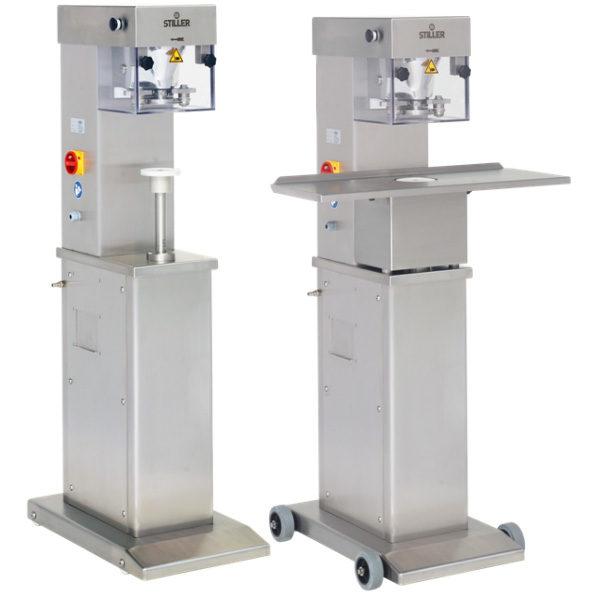 Blikkensluitmachine-DV800 felsmachine Stiller