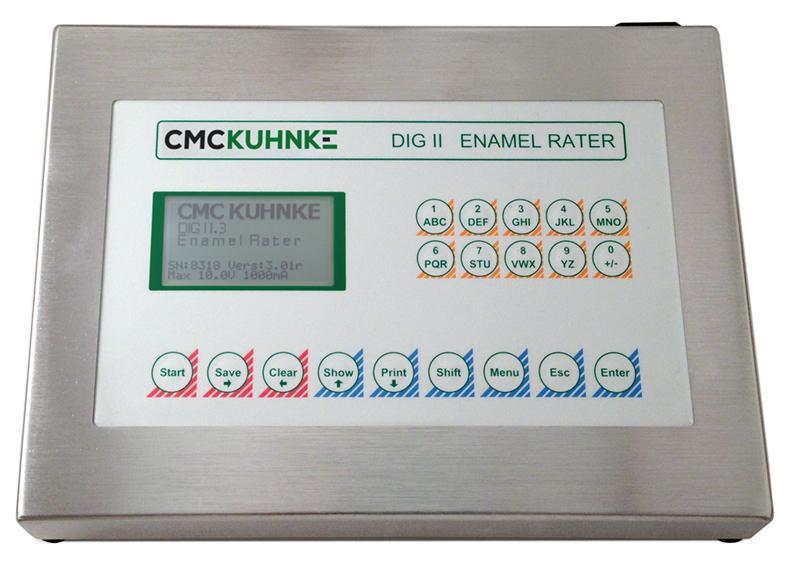 Enamel Rater, CMC Kuhnke tester