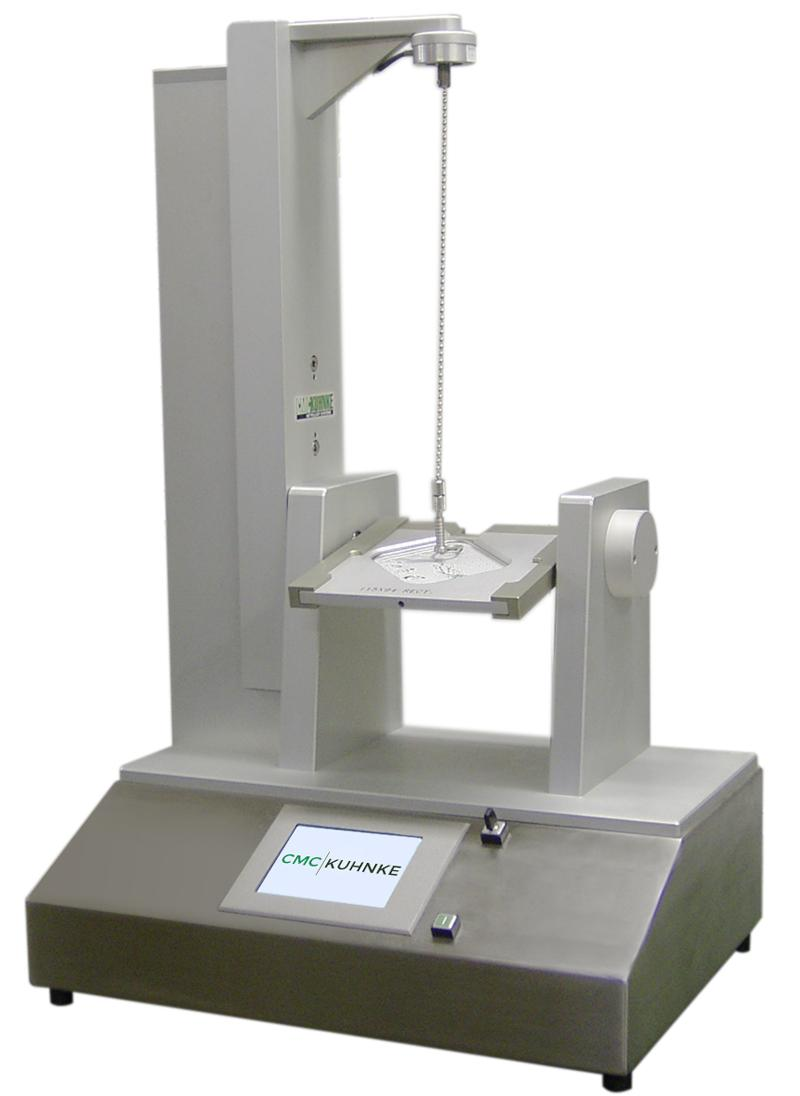 pop and tear tester scheurkrachtmeter