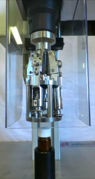 Doppensluiter pilferproofsluitmachine