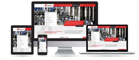 nieuwe website apparaten