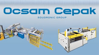Ocsam and Cepak merger streamlines soudronic news