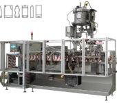 pouchmachine, horizontale machine, vulmachine, volpak